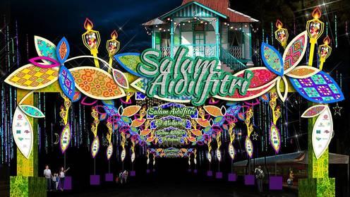 Lễ hội Hari Raya của người Mã Lai